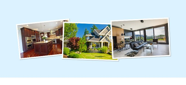 high resolution images for real estate listings