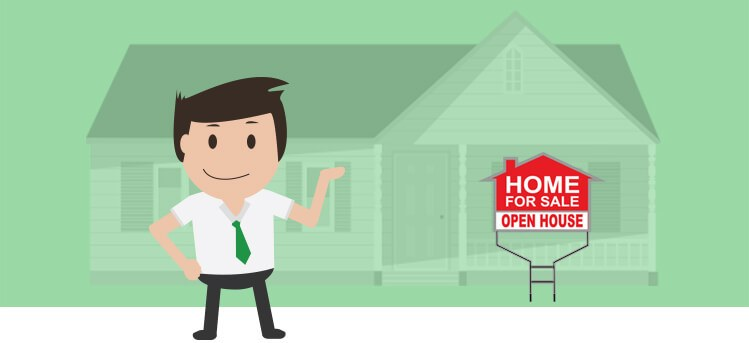host an open house