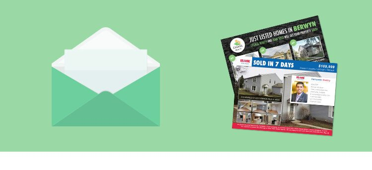 direct mail real estate
