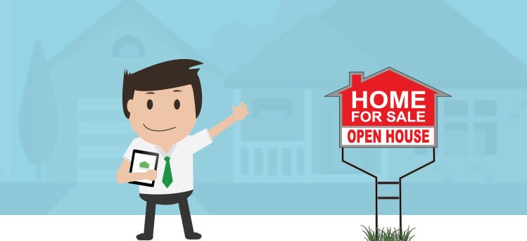 safety when showing open houses