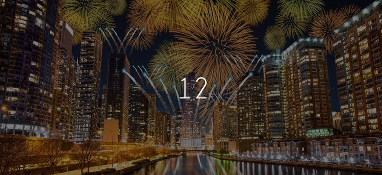 Chi-Town Rising New Year's Eve Celebration