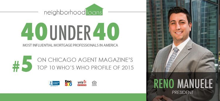 reno manuele 40 under 40 most influential mortgage people