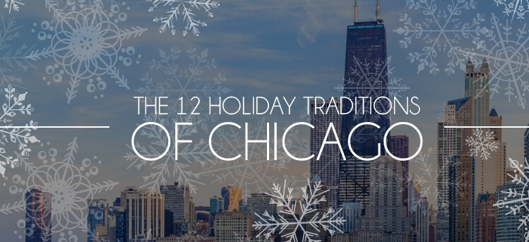 things to do around holiday time in chicago