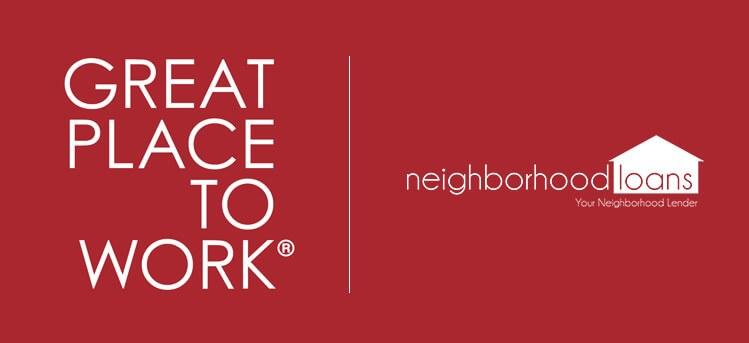 neighborhood loans best place to work
