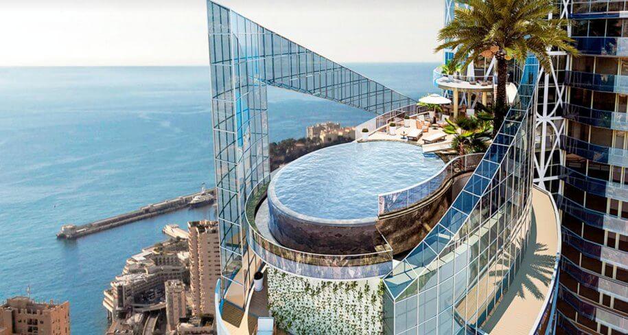 Penthouse Tour Odeon Monte Carlo Monaco