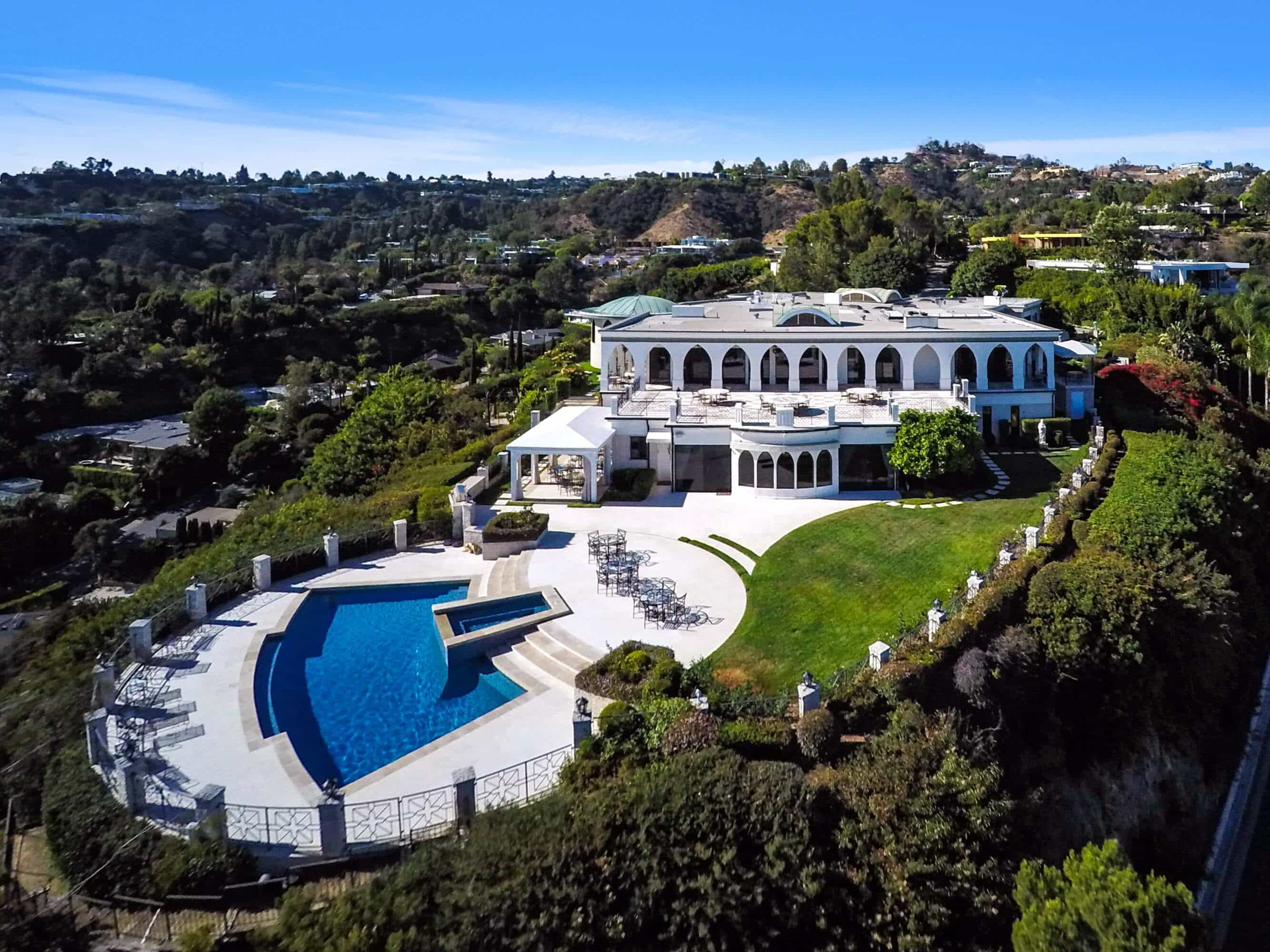 19. Danny Thomas' Beverly Hills Home