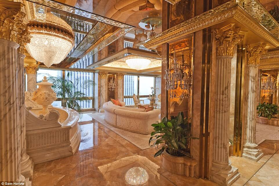 21. Penthouse of Trump Tower