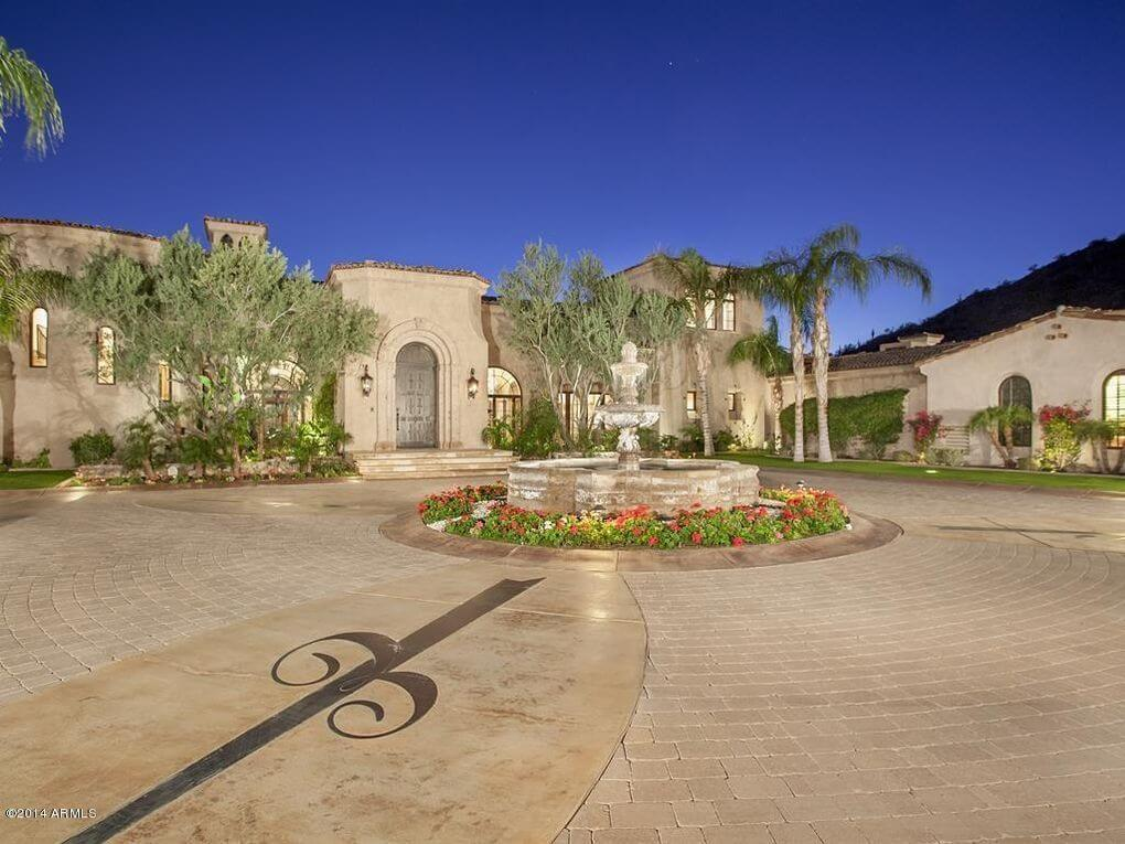 25. Arizona Estate