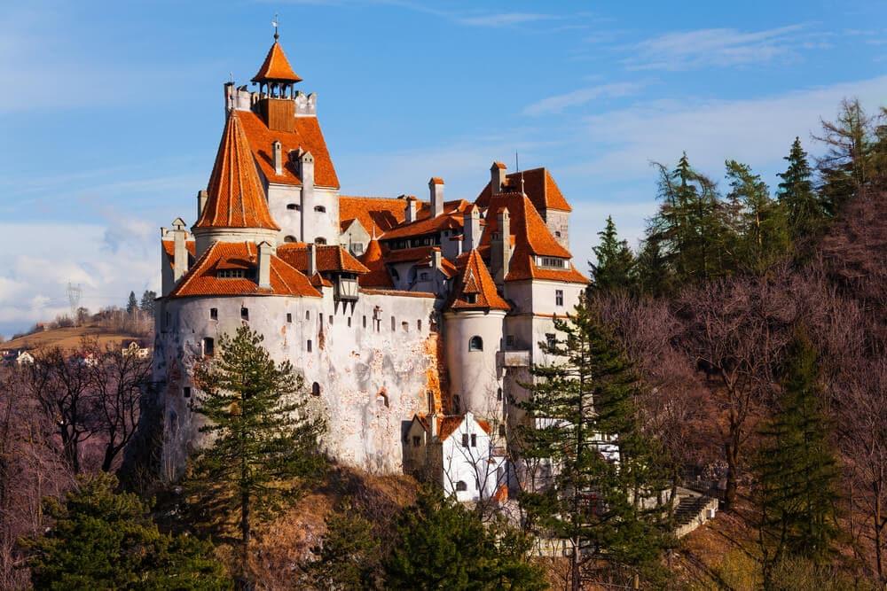 27.The Bran Castle