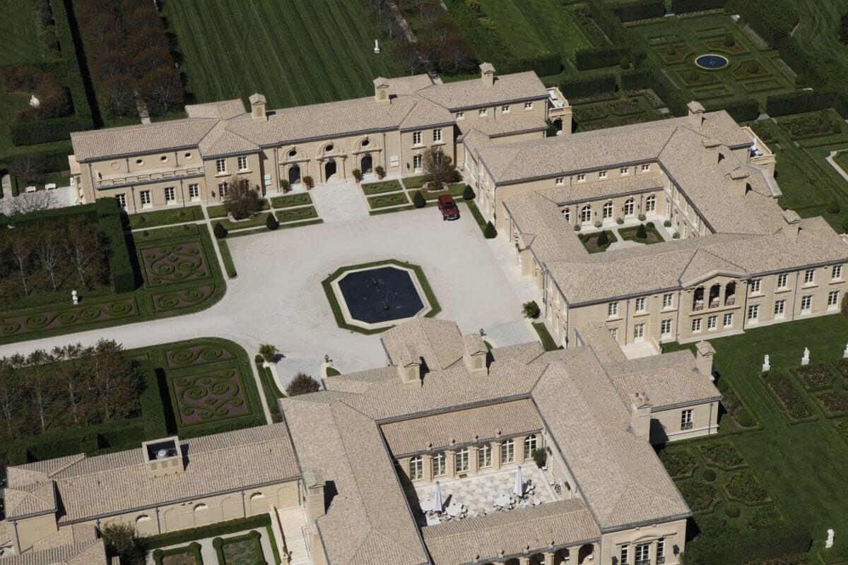 29. Ira Rennert's Hamptons Mansion