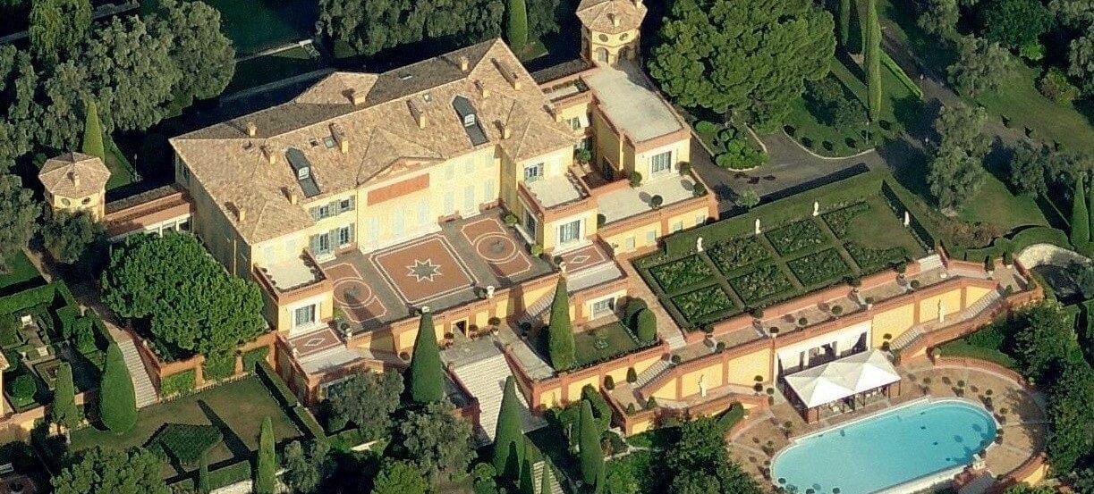33. Villa Leopolda