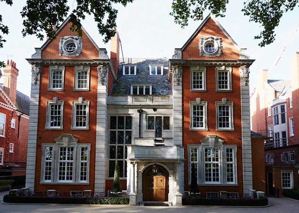 35.Tamara Ecclestone's Kensington Palace Garden