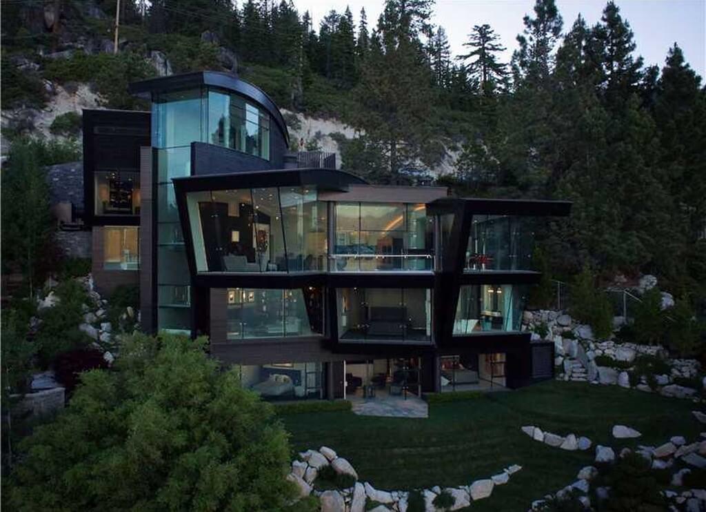 45. Lake Tahoe Dream Home