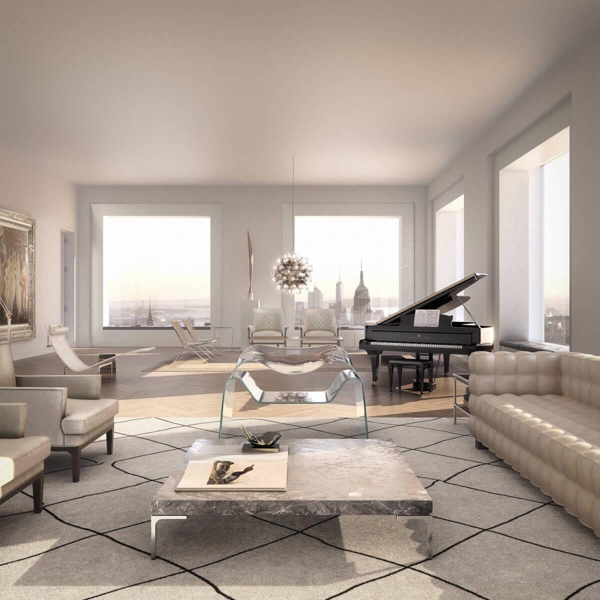 71. 432 Park Avenue Penthouse