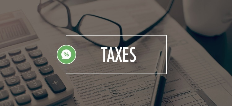 taxes in lake forest