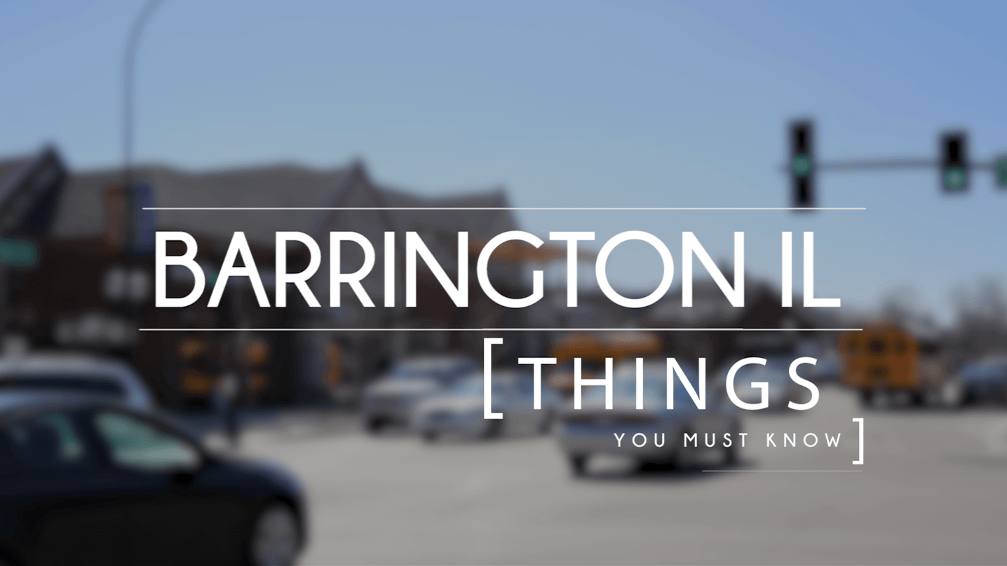 moving to barrington il