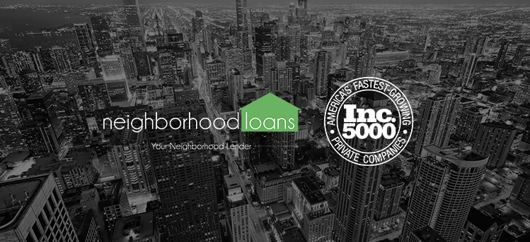 Neighborhood Loans Makes The INC 5000 List For 4th Year in a Row!