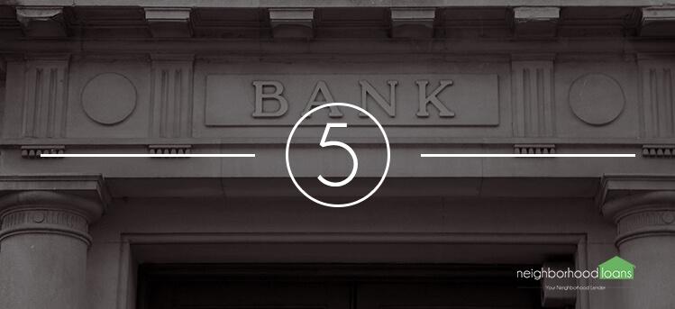 DO NOT change bank accounts