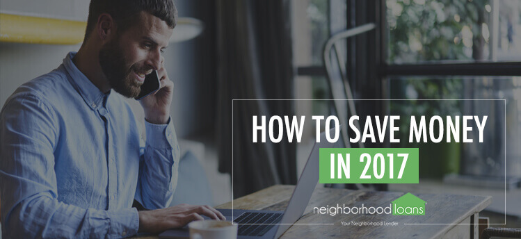 how to save money in 2017