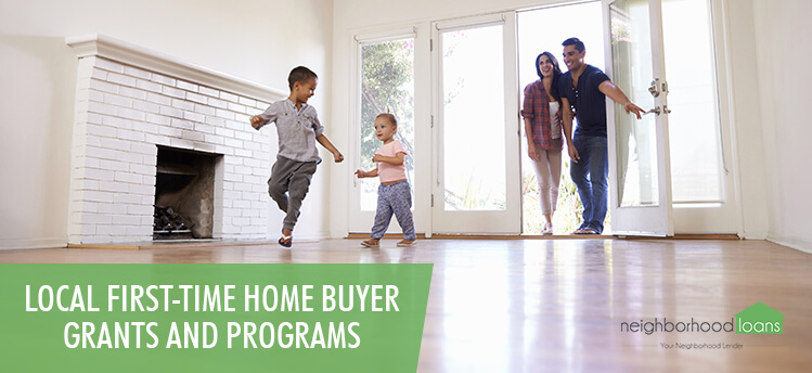 local first time home buyer grants in illinois