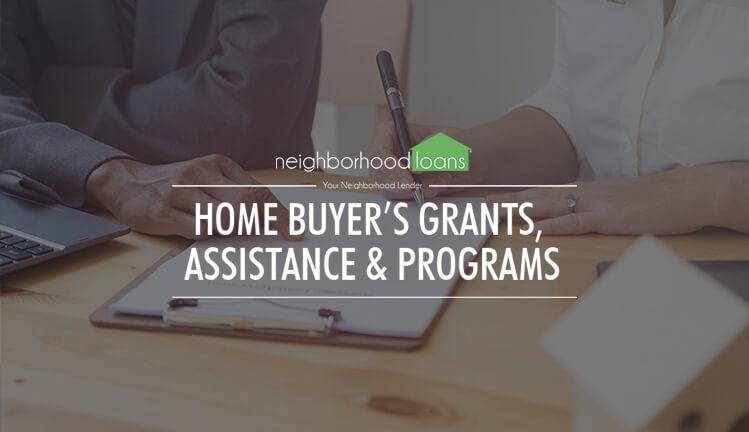 home buyers grants assistance programs