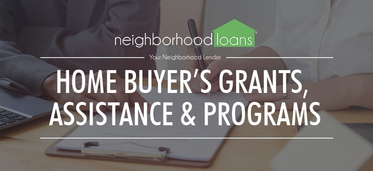 home buyer grants assistance and programs