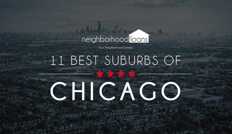 11 best suburbs of Chicago