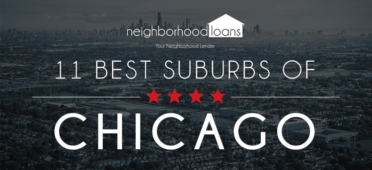 best suburbs to live in chicago