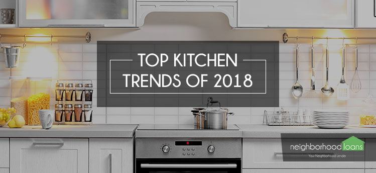 Top kitchen trends main