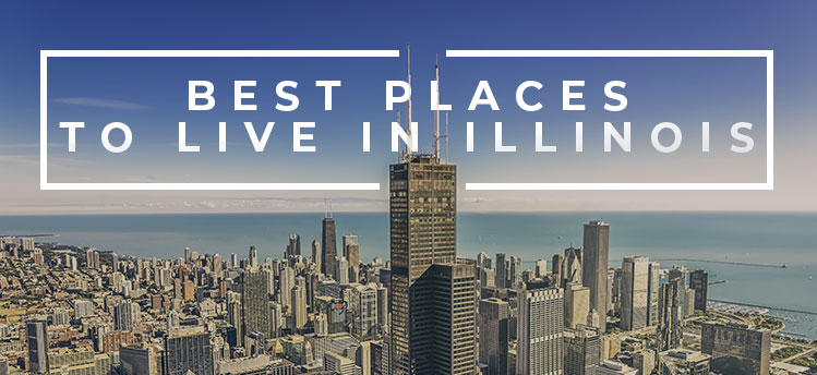 best places to live in illinois