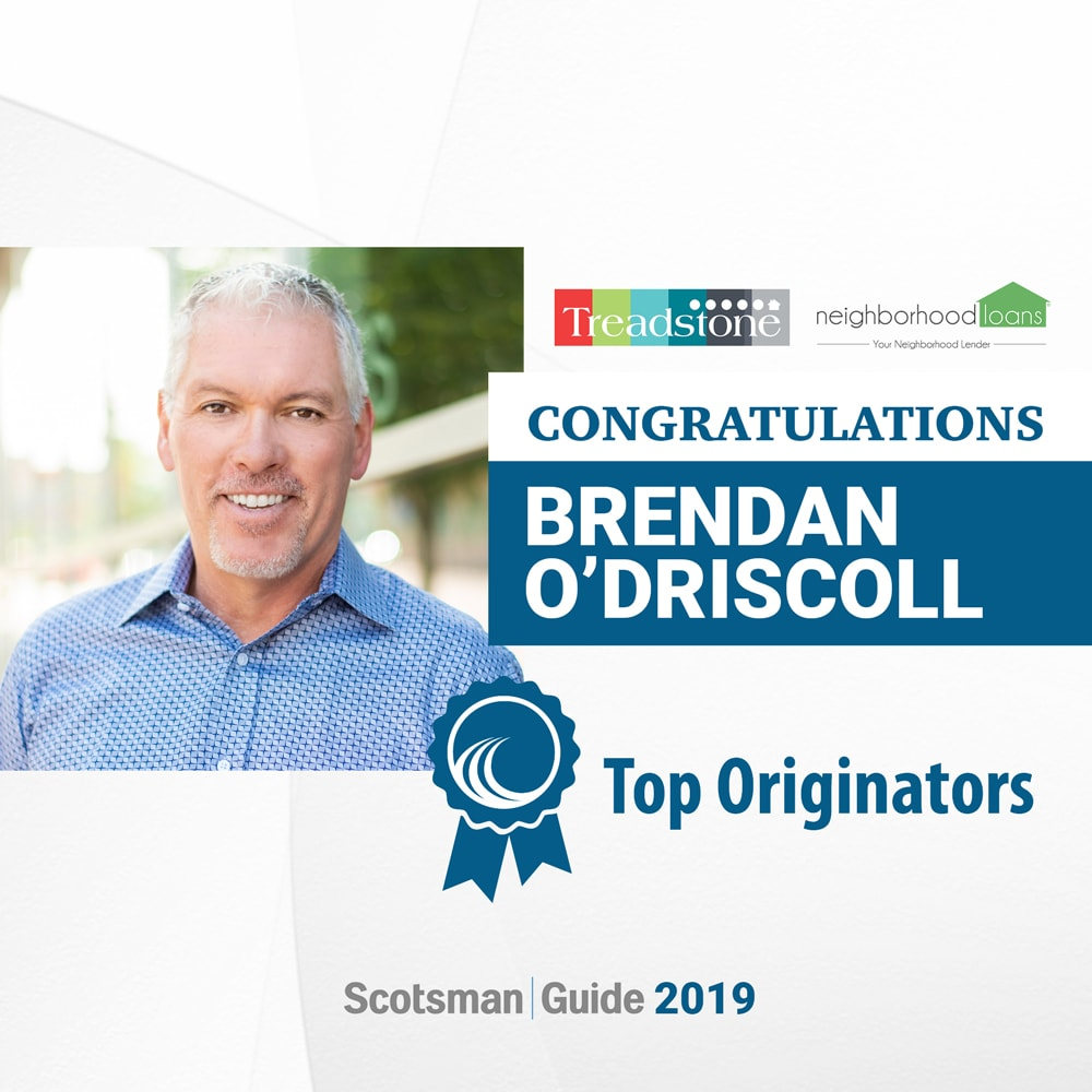 Brenden O'Driscoll of Neighborhood Loans Awarded in Scotmans Guide 2020