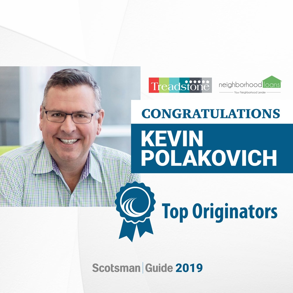 Kevin Polakovich of Neighborhood Loans Awarded in Scotmans Guide 2020