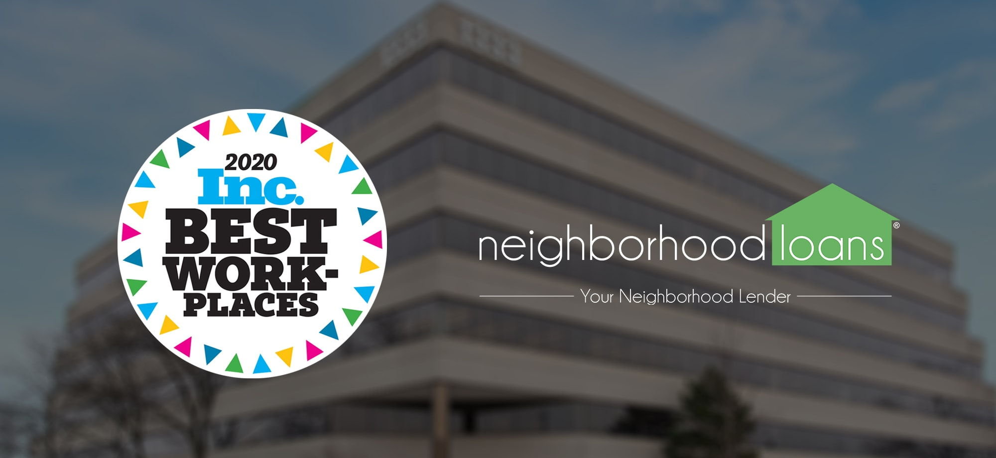 best place to work 2020 neighborhood loans